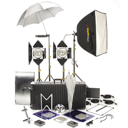 Lowel DP Super Remote Kit