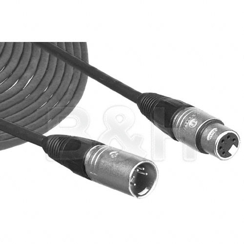 Lowel 25' DMX Connecting Cable
