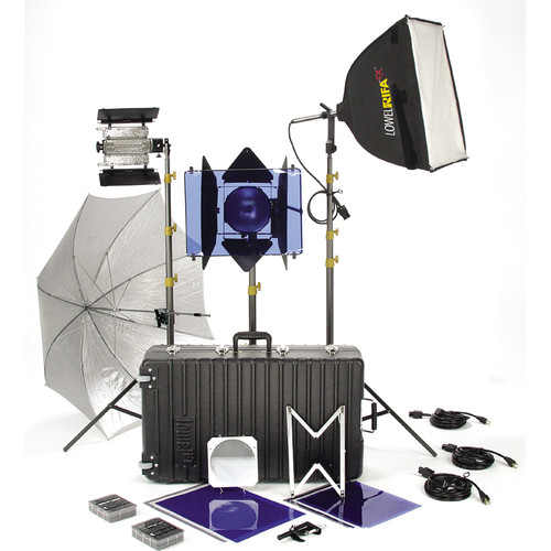 Lowel DP Core 95  Kit