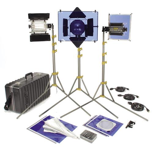 Lowel Mini-DP & T Kit