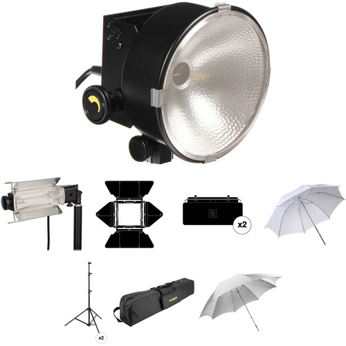 Lowel DP-Tota-light Two-Light Kit