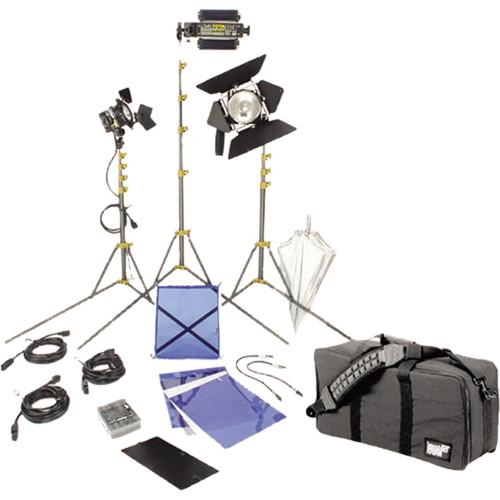 Lowel DV Creator 1 Kit, LB-30 Case