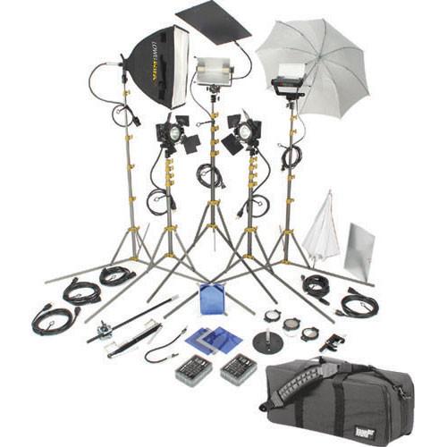Lowel DV Pro 44 Kit, LB35R Soft Case