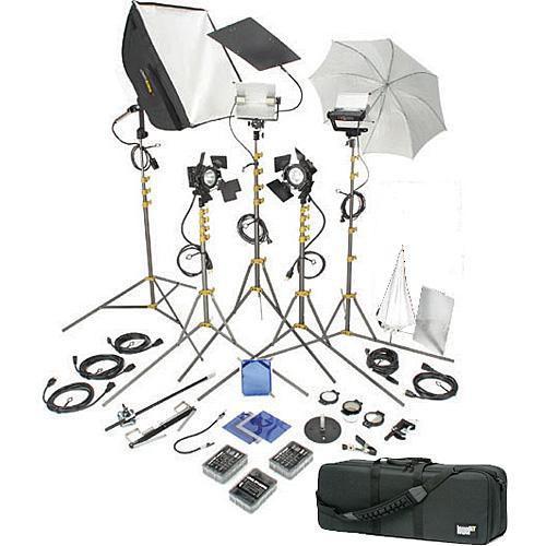 Lowel DV Pro 55 Kit, LB35 Soft Case