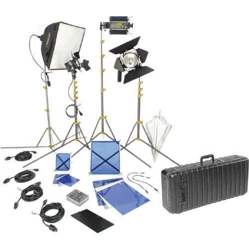 Lowel DV Creator 44 Kit, TO-83 Case