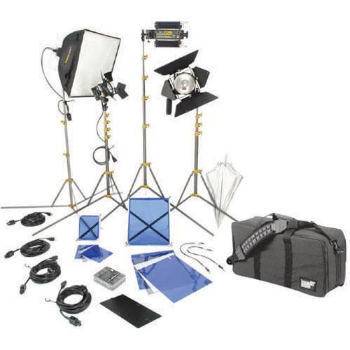 Lowel DV Creator 44 Kit, LB-35 Case