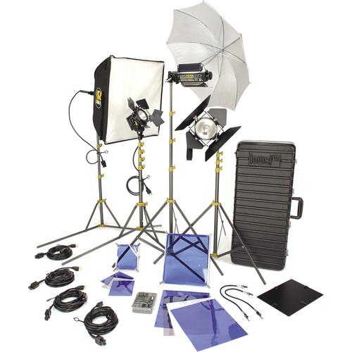 Lowel DV Creator 55 Kit, TO-84Z Case