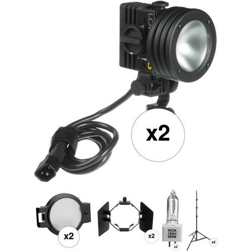 Lowel DV Pro-Light Two-Light Kit