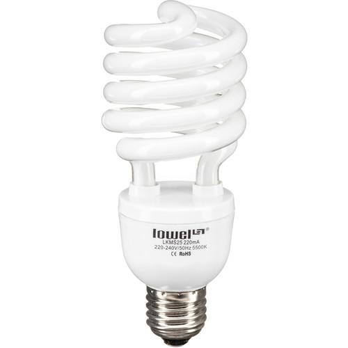 Lowel 25 Watt Ego Fluorescent Bulb (220-240VAC)