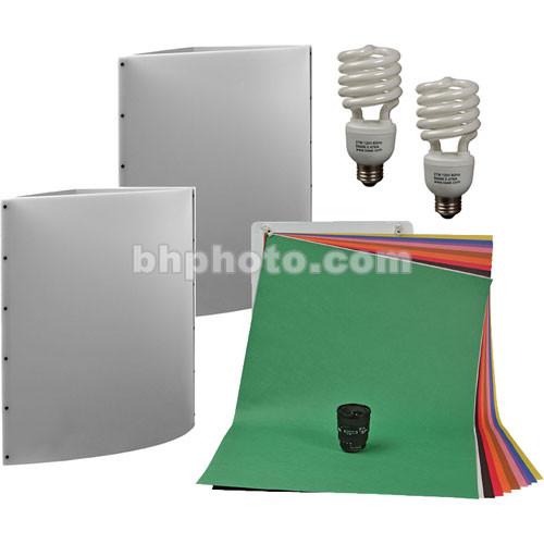 Lowel Ego Fluorescent 2 Light Kit (220-240V)