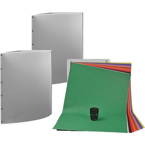 Lowel Ego Fluorescent 2-Light Kit (120 VAC)
