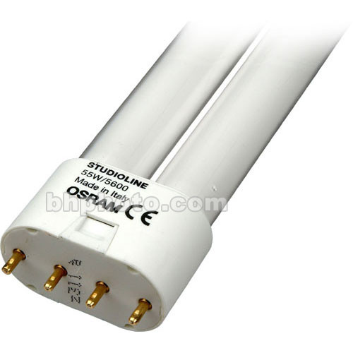 Lowel Cinema+ Fluorescent Tube for Caselite - 55W/5500K