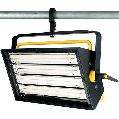 Lowel Fluo-Tec Studio 450 Phase-Dimmable Fluorescent Fixture (120VAC)