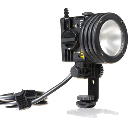 Lowel ID-Light Focus Flood Light, Cigarette Lighter Connection (12-30 VDC)