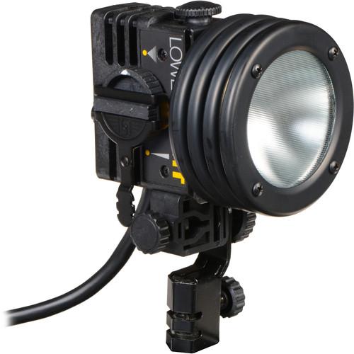 Lowel ID-Light 100W Focus Flood Light, 4-Pin XLR (12-30VDC)