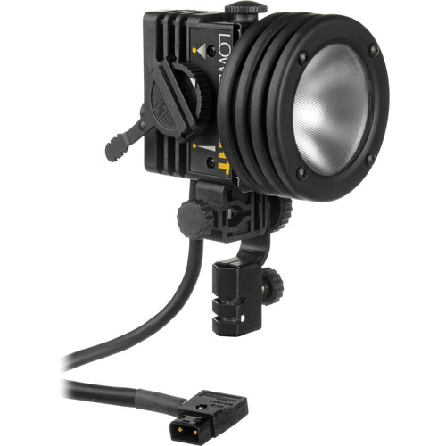 Lowel ID-Light 100W Focus Flood Light, Anton Bauer (12-30VDC)