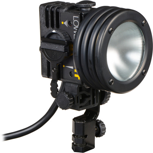 Lowel ID-Light 100W Focus Flood Light, 4-Pin XLR (12-30VDC)