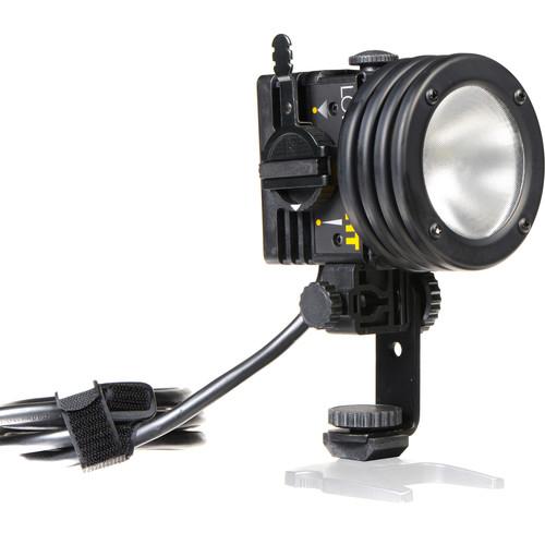Lowel ID-Light Focus Flood Light with Cigarette Lighter Connection (12-30 VDC)