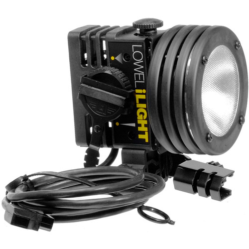 Lowel I-Light 100W Focus Flood Light, Anton Bauer (12-30V DC)