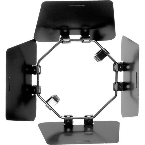 Lowel Four-Way Clip-On Barndoor Set for L-Light