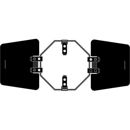 Lowel Clip-On Two-Way Barndoor for L-Light