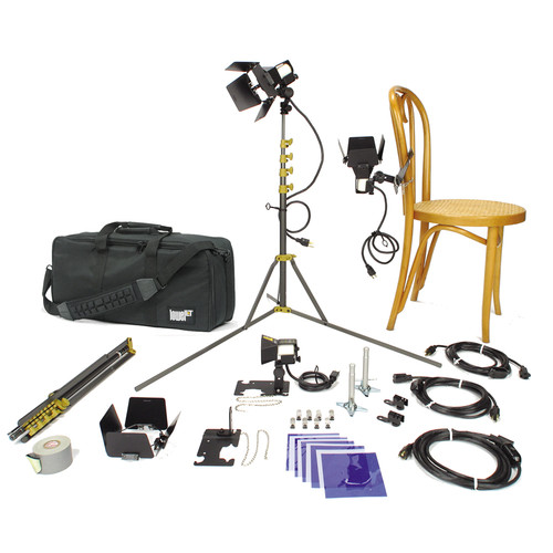 Lowel L-light Mid-L Kit, LB-30 Soft Case