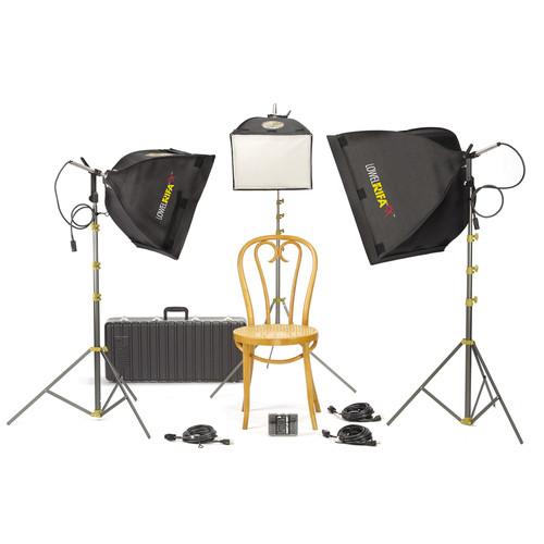 Lowel Rifa eX Small Triple Soft Kit, 230V