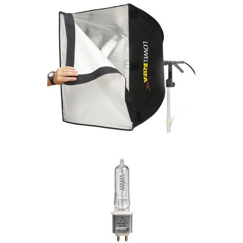 Lowel LC-66EX1 Rifa-Lite eX Softbox Light with Lamp (120VAC)