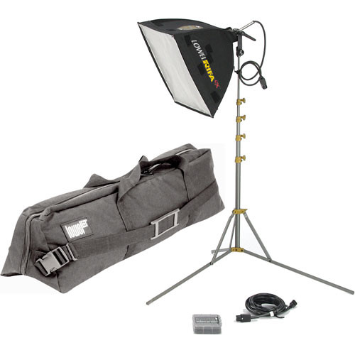 Lowel Rifa eX 44 Kit, LB-45 Litebag Soft Case (230VAC)