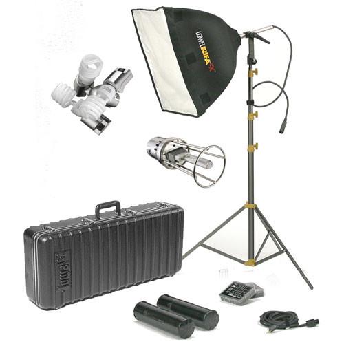 Lowel Rifa 55 eXtra/Flo Kit, TO-83 Hard Case
