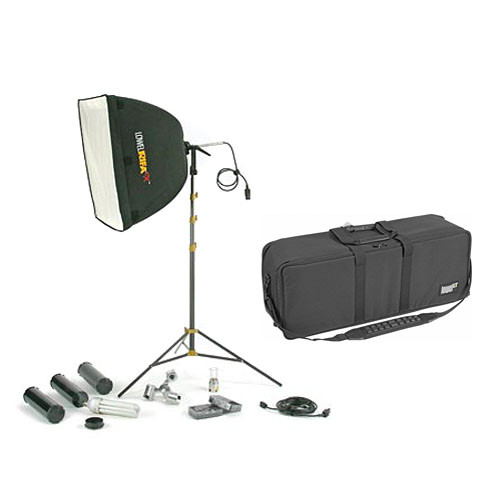 Lowel Rifa 66 eXtra/Flo 80 Kit W/Soft Case (120VAC)