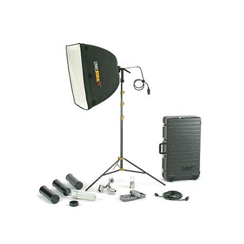 Lowel Rifa 66 eXtra/Flo 80 Kit with Hard Case (120 VAC)