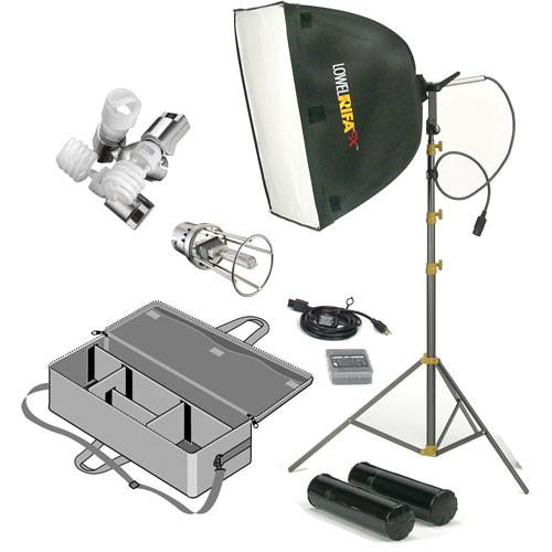 Lowel Rifa 66 eXtra/Flo, LB-35 Soft Case Kit