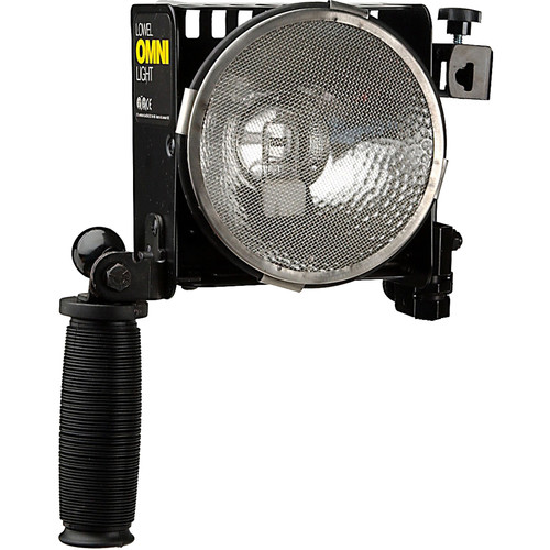 Lowel Omni-Light Focus Flood with Bulb (120-240VAC/12-30VDC)