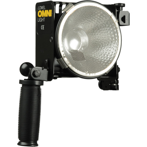 Lowel Omni-Light 500 Watt Focus Flood Light (120-240VAC/12-30VDC)