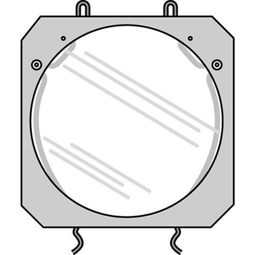Lowel Clear Glass for Omni-light - fits Barndoor Frame