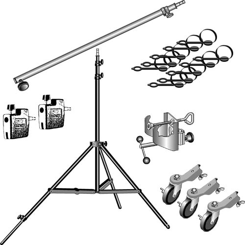 Lowel Big Boom Kit