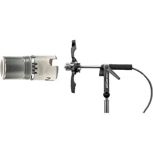 Lowel SoftCore Fixture With FLO-X1 Lamphead (120/230VAC)