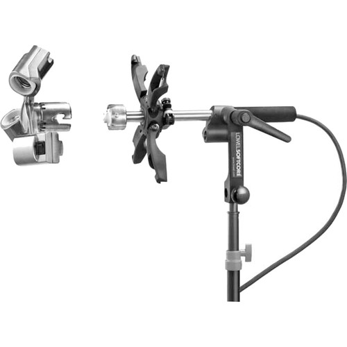 Lowel SoftCore Fixture With FLO-X3 Lamphead (120/230 VAC)