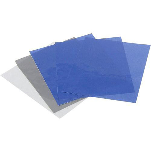 "Lowel Tota/Omni Assorted Gels - Set of 5 (10 x 12"")"