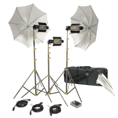 Lowel Tota-Light Trans-Kit, LB-35 Soft Case