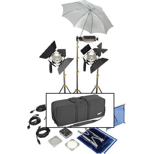Lowel Elemental Kit, LB-35 Soft Case