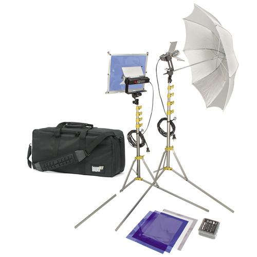 Lowel GO Easy V Kit with LB-30 Soft Case