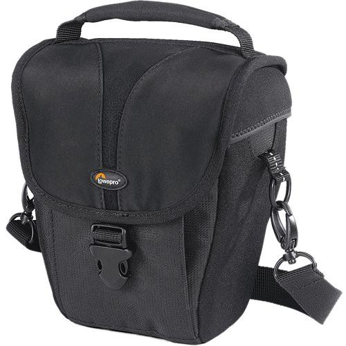 Lowepro Rezo TLZ 20 Compact Holster-Style Bag (Black)