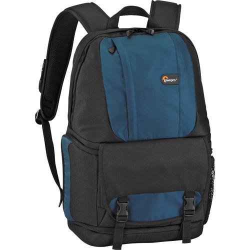 Lowepro Fastpack 200 Backpack (Arctic Blue/Black)