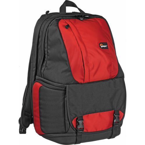 Lowepro Fastpack 350 Backpack (Red/Black)