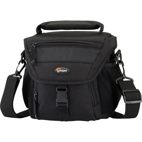 Lowepro Nova 140 AW Shoulder Bag (Black)