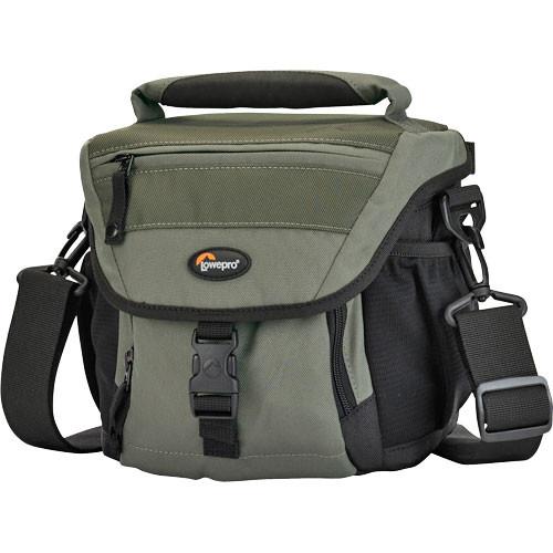 Lowepro Nova 140 AW Shoulder Bag (Chestnut Brown with Black Trim)
