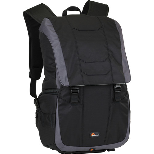Lowepro Versapack 200 AW Backpack (Black and Gray)