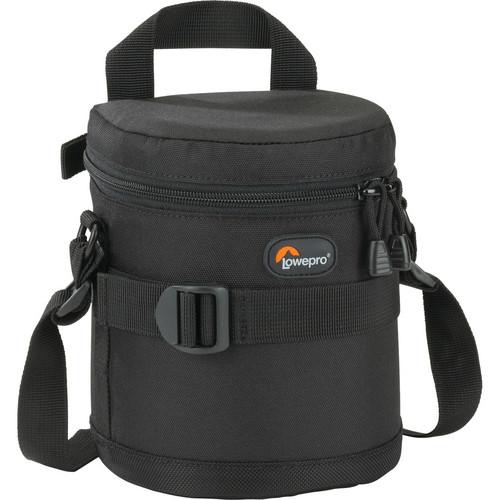 Lowepro Lens Case 11 x 14cm (Black)